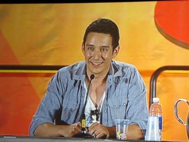 Phoenix Comicon 2017, Gabriel Luna, Ghost Rider, Robbie Reyes, Agents of SHIELD