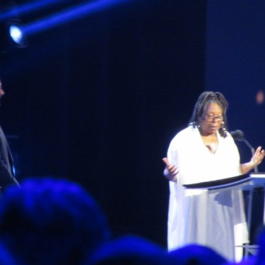 D23 Expo Friday, Whoopi Goldberg