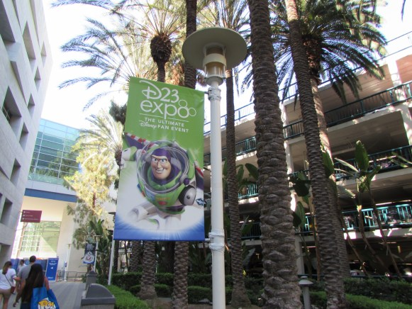 D23 Expo Friday