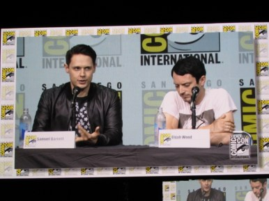 SDCC 2017, Dirk Gently