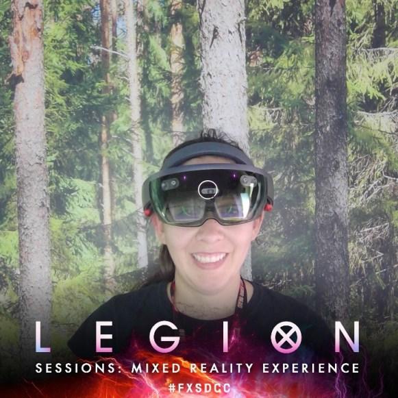 SDCC 2017, Legion