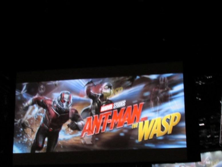 SDCC 2017, Marvel Studios
