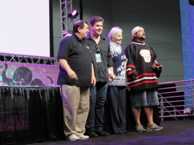 LA Comic Con 2017 Adam West Tribute