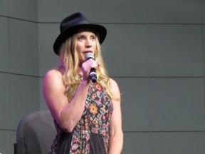 Katee Sackhoff, LA Comic Con 2017