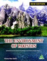 The Environment of Pakistan by Huma Naz Sethi