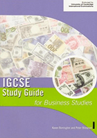 IGCSE Study Guide for Business Studies by Karen Borrington & Peter Stimpson