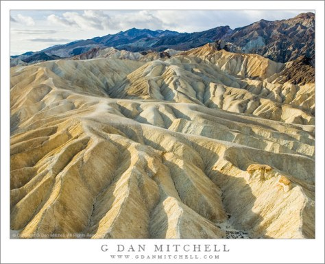 Morning Light, Zabriskie Point