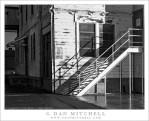 Stairway, Building 45