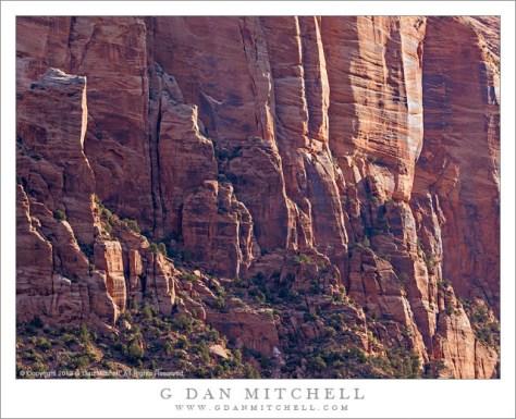 Cliffs, Morning Light
