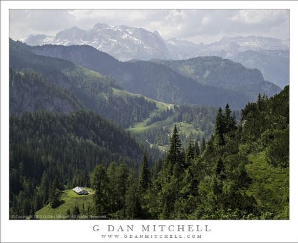Alpine Valley, Bavaria