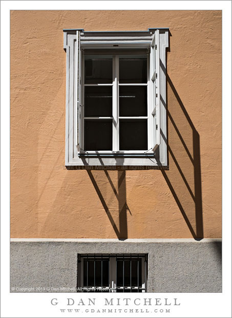 Window Shadows and Reflections