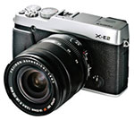 Fujifilm X-E2 Digital Mirrorless Camera