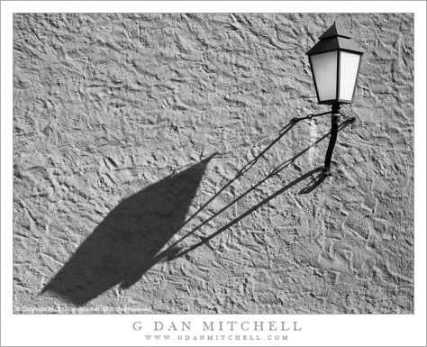 Lamp, Shadow