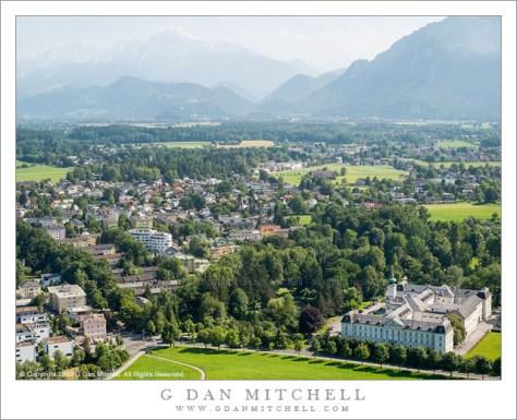 Salzburg, Bavarian Alps