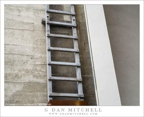 Alleyway Ladder