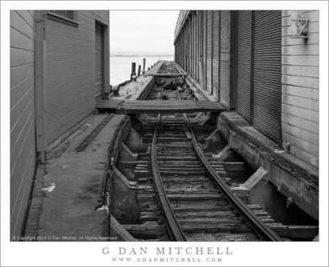 Old Tracks, San Francisco Bay