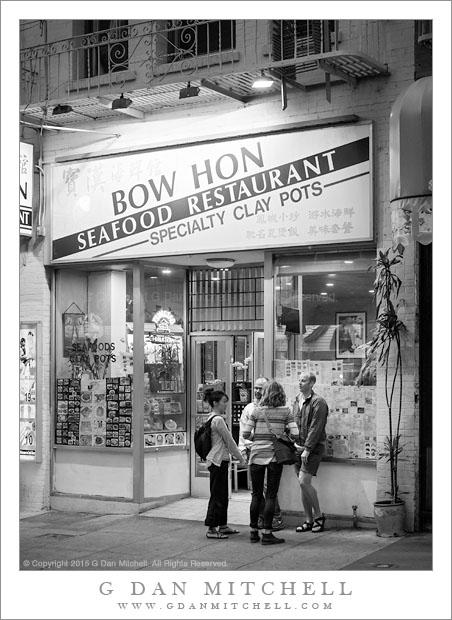 Bow Hon Seafood Restaurant