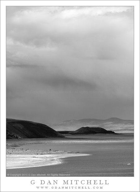 Storm, Mono Lake