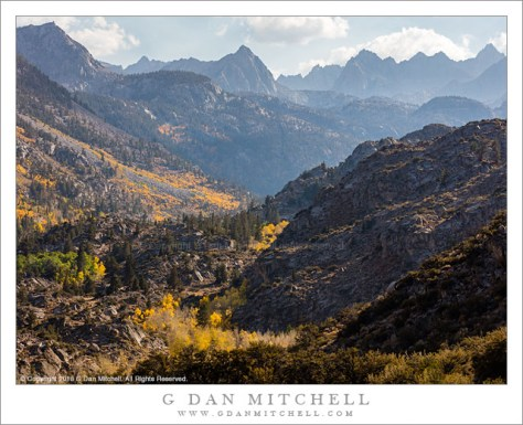 Autumn Haze, Sabrina Basin