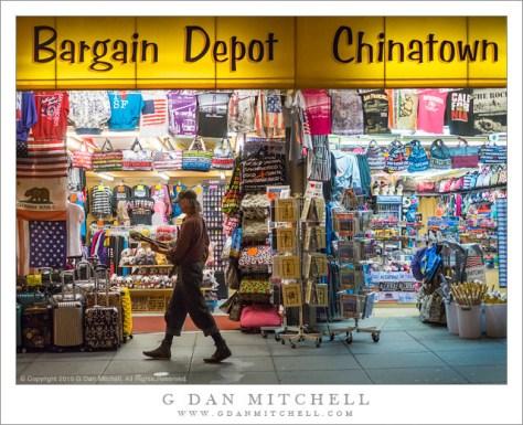 Bargain Depot Chinatown