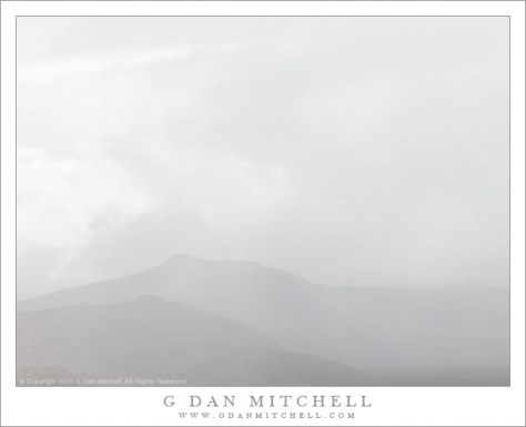 Eastern Sierra Ridges, Rain