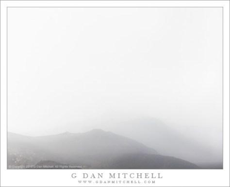 Receding Ridges, Rain