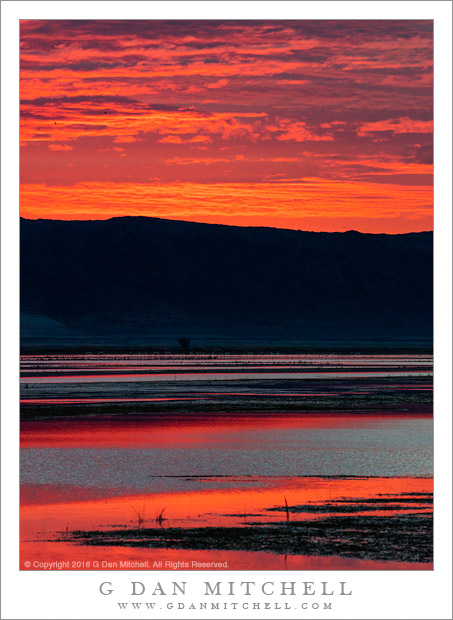 Klamath Basin Dawn