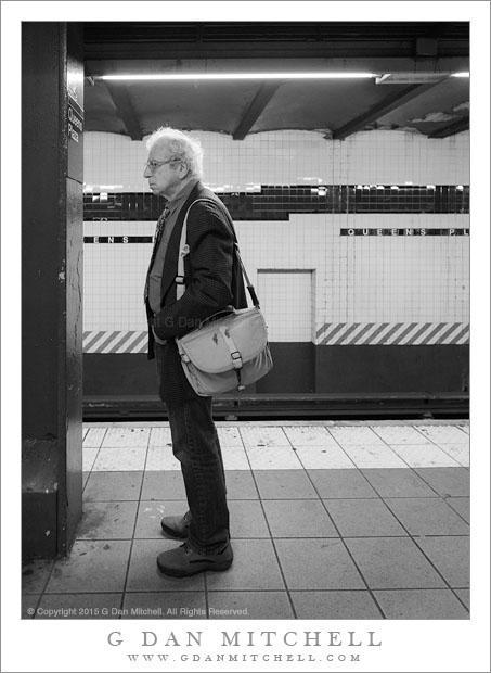 The Photographer, Queens Plaza