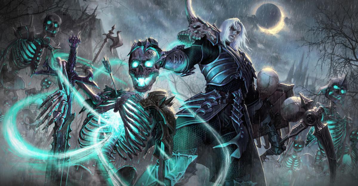 D&D ed il Necromante (parte 1)