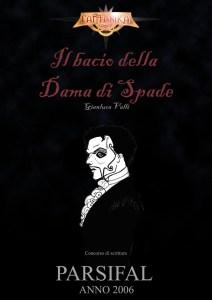 copertina dama di spade parsifal2006