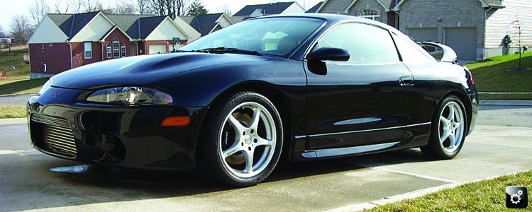 Greg's 1999 OZ Edition Eclipse.