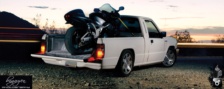 TRIFECTA: Awesome looks, damn fast, and you can still haul with it.