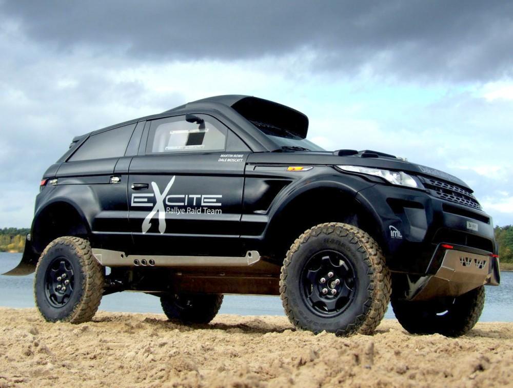 Excite team Desert Warrior 3 - Back in Black