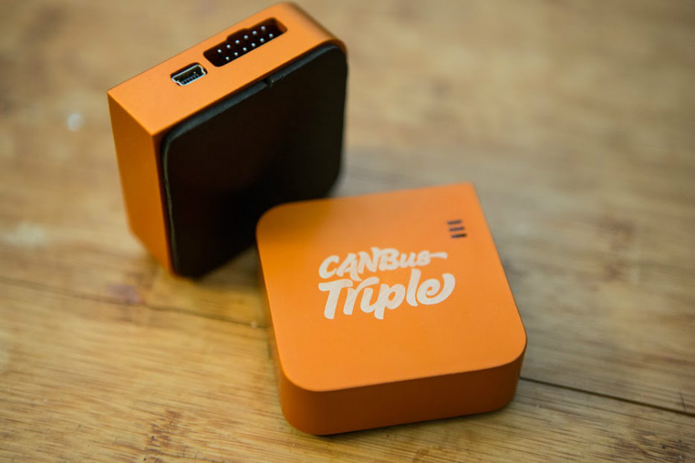 CANBus Triple