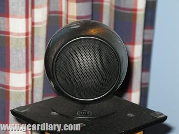 orb audio speaker