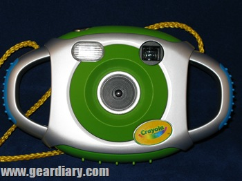 Crayola Camera from Sakar