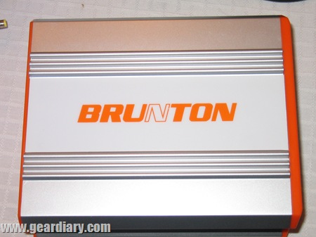 brunton solo power pack