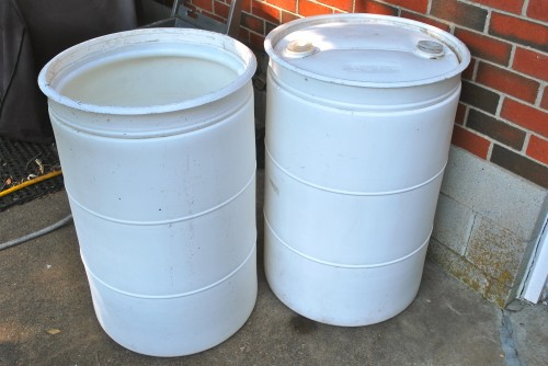 GearDiary Rain Water Barrels