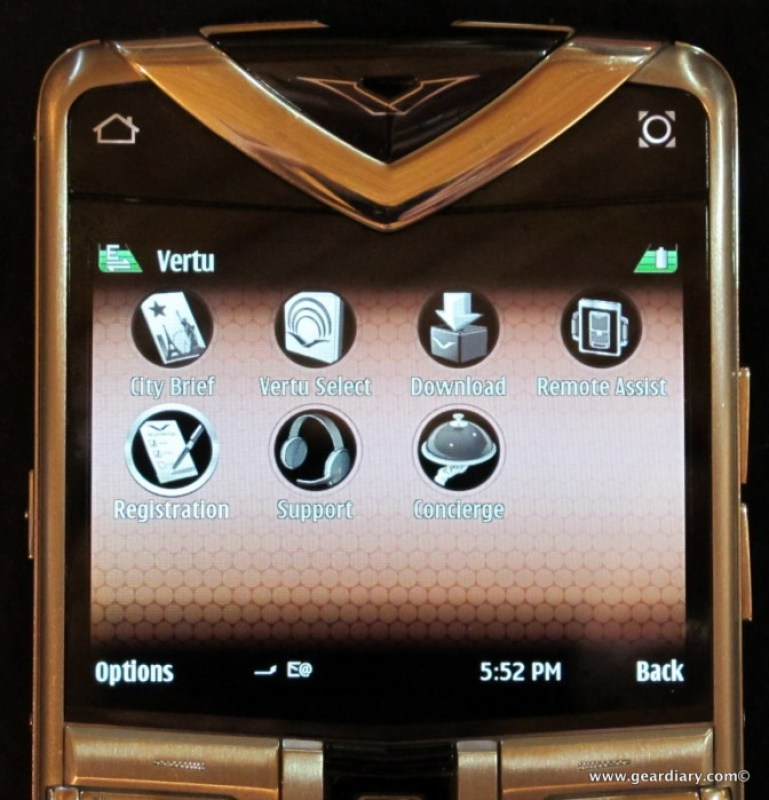 Vertu Constellation Quest Review