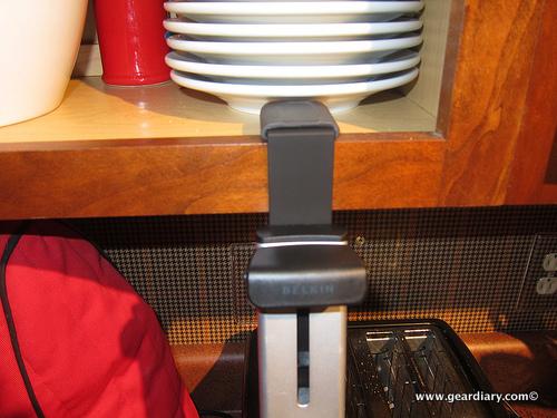 Belkin Kitchen Cabinet Tablet Mount Review