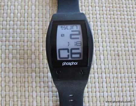 Geardiary phosphor sport 9