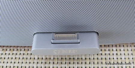 Gear Diary AirZone Series 1 AirPlay Speaker 011
