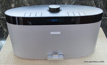 Gear Diary AirZone Series 1 AirPlay Speaker 015