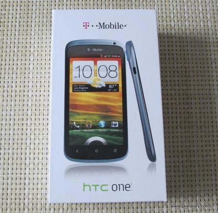 Gear Diary HTC One S
