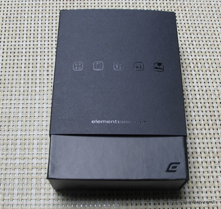 Gear Diary Element Case 001