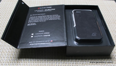 Gear Diary Element Case 003