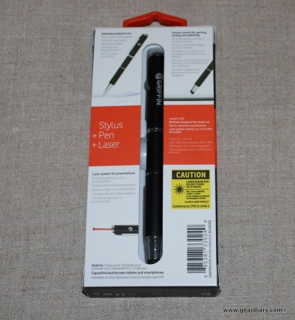 Gear Diary Griffin Stylus 21