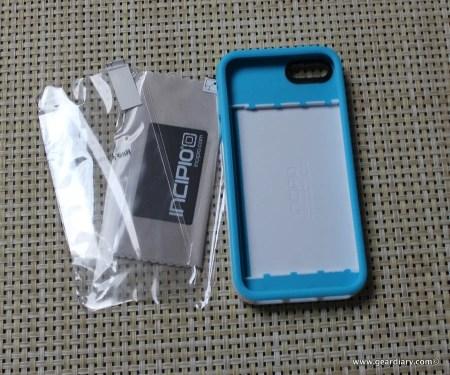 Gear Diary Incipio Stowaway iPhone 5 10 1