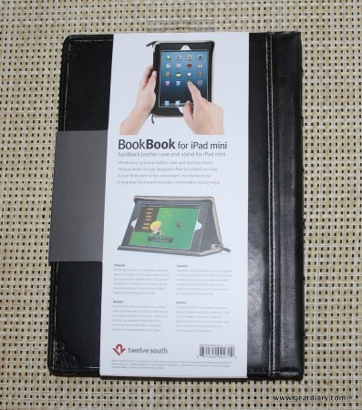 Gear Diary Twelve South BookBook iPad Mini 48