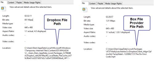 File Path Image
